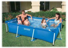 INTEX Családi medence 260x160x65cm