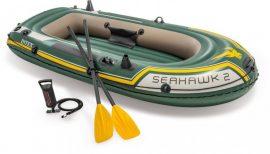 Gumicsónak , horgászcsónak. SEAHAWK 2 240kg Intex