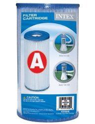 Intex papírszűrő filter A tip.