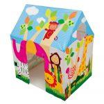 Gyerek játéksátor házikó Fun Cottage Intex