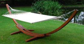 Fa  függőágy  410cm
