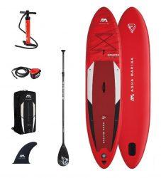 Paddleboard MONSTER ISUP, Aqua Marina, 365x82x15 cm