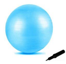 Gimnasztikai labda 55 cm fitness