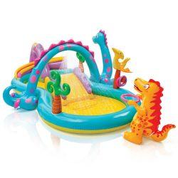 Intex Dinoland Felfújható Pancsoló medence 56475