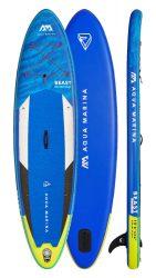 Paddleboard BEAST ISUP, Aqua Marina, 320cm