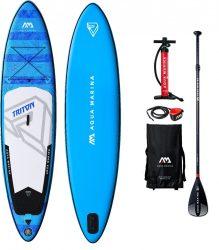 Paddleboard TRITON ISUP, Aqua Marina, 340x81x15 cm