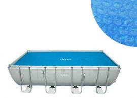 Intex 400 x 200cm medence szolár takaró 29028